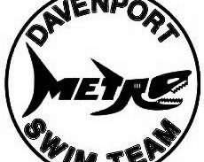 Davenport Metro Swim Team Fall Frolic
